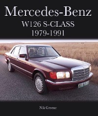 Cover Mercedes-Benz W126 S-Class 1979-1991