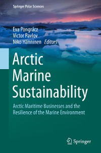 Cover Arctic Marine Sustainability