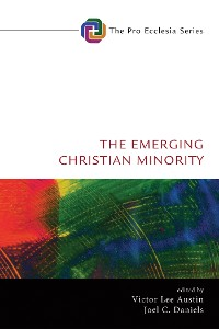 Cover The Emerging Christian Minority