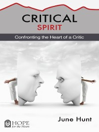 Cover Critical Spirit