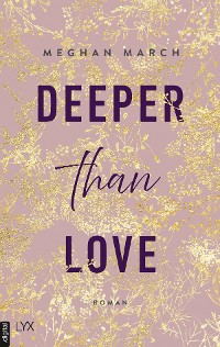 Cover Deeper than Love