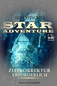 Cover Zeitkorrektur erforderlich (STAR ADVENTURE 15)