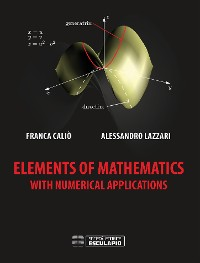 Cover Elements of Mathematics with numerical applications