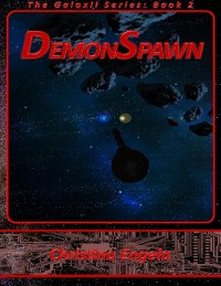 Cover The Galaxii Series Book 2 - Demonspawn