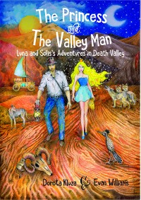 Cover The Princess  and The Valley Man