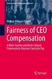 Cover Fairness of CEO Compensation