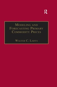Cover Modeling and Forecasting Primary Commodity Prices
