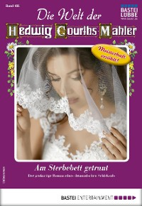 Cover Die Welt der Hedwig Courths-Mahler 481 - Liebesroman