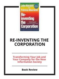 Cover Re-inventing The Corporation