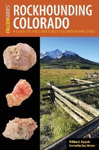 Cover Rockhounding Colorado