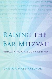 Cover Raising the Bar Mitzvah