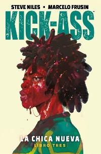 Cover Kick-Ass, La chica nueva 3
