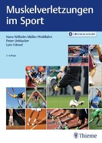 Cover Muskelverletzungen im Sport