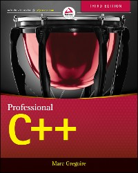 Cover Professional C++