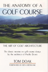 Cover The Anatomy of a Golf Course