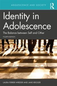 Cover Identity in Adolescence 4e