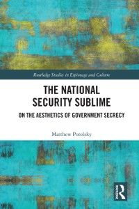 Cover National Security Sublime