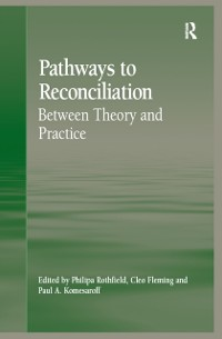 Cover Pathways to Reconciliation
