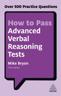Cover How to Pass Advanced Verbal Reasoning Tests