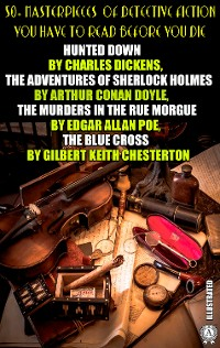 Cover 50+ Masterpieces of Detective Fiction You Have to Read Before You Die