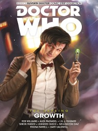 Cover Doctor Who: The Eleventh Doctor, Year Three (2017), Volume 1
