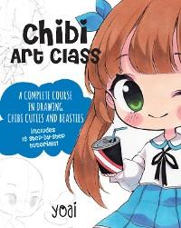 Cover Chibi Art Class