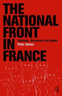 Cover National Front in France