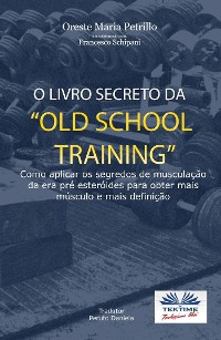 "Cover O Livro Secreto da ""Old School Training"""