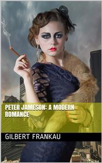 Cover Peter Jameson / A Modern Romance