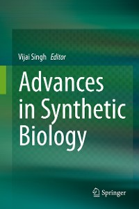 Cover Advances in Synthetic Biology