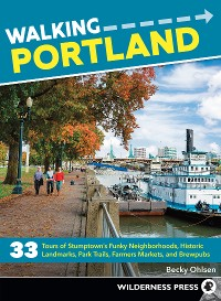 Cover Walking Portland