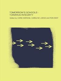 Cover Tomorrow's Schools