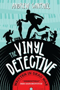 Cover The Vinyl Detective