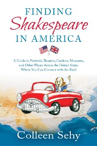 Cover Finding Shakespeare in America