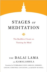 Cover Stages of Meditation