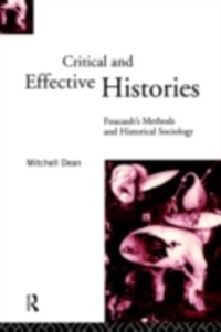Cover Critical And Effective Histories