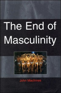 Cover End Of Masculinity