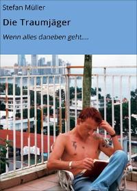 Cover Die Traumjäger