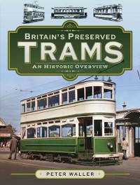Cover Britain's Preserved Trams