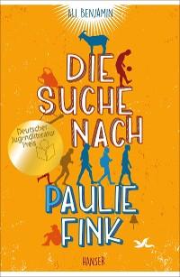 Cover Die Suche nach Paulie Fink
