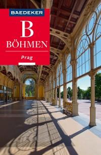 Cover Baedeker Reiseführer Böhmen - Prag