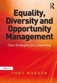 Cover Equality, Diversity and Opportunity Management
