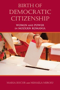 Cover Birth of Democratic Citizenship