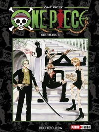 Cover One Piece 6