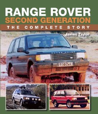 Cover Range Rover Second Generation