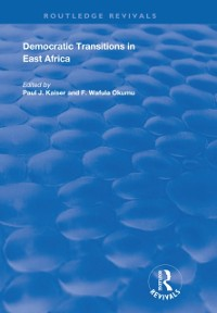 Cover Democratic Transitions in East Africa