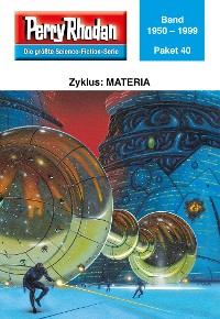 Cover Perry Rhodan-Paket 40: Materia