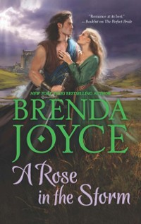 Cover Rose in the Storm (Mills & Boon M&B)
