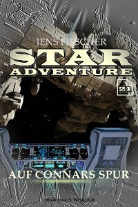 Cover Auf Connars Spur (STAR ADVENTURE 21)