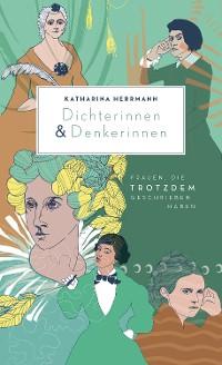 Cover Dichterinnen & Denkerinnen